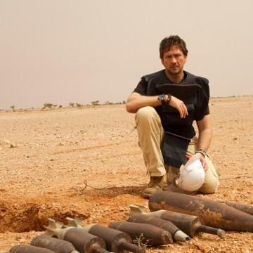 El documental benéfico Gurba muestra la realidad de los refugiados saharauis. Foto: El Norte Hoy