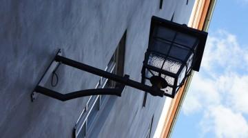 Alumbrado público. Foto: El Norte Hoy