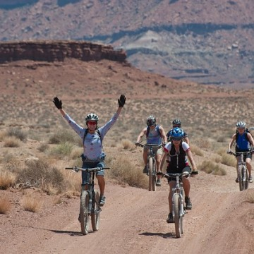 Ciclistas. Foto: EL Norte Hoy