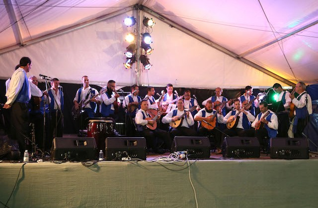Los Paperos Fiesta de San Vicente Ferrer