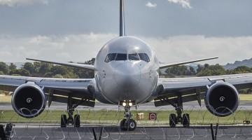 Avión. Foto: El Norte Hoy