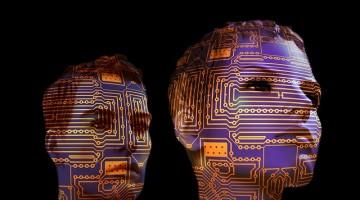 Caras digitalizadas